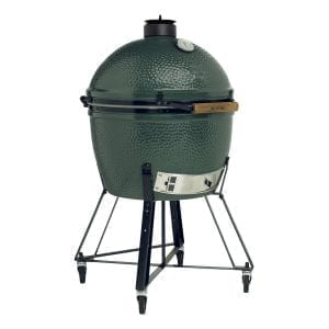 big green egg large bbq met onderstel