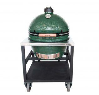 Big-Green-Egg-XL-RVS-tafel-horeca