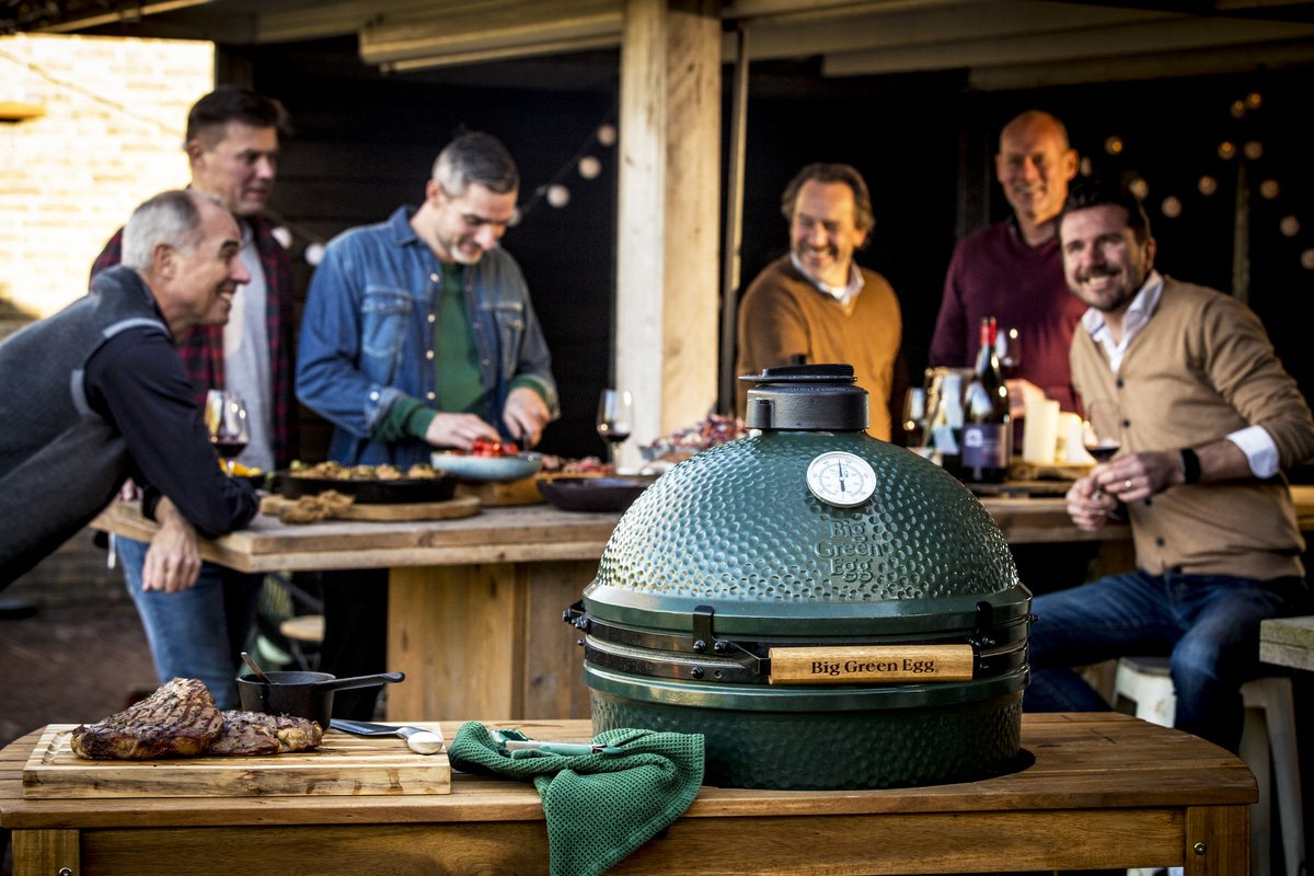 workshop big green egg