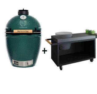 Big-Green-Egg-Large-met-OFYR-Kamado-Table-135-PRO-Black-concrete-1