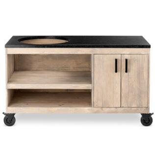 Steigerhout-tafel-opbergkast-natuursteen-blad-TS600